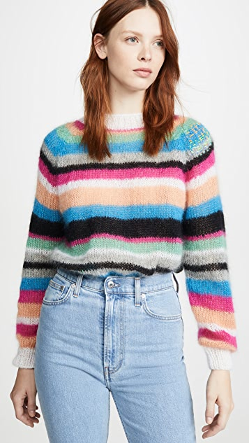 Michaela Buerger Striped Sweater
