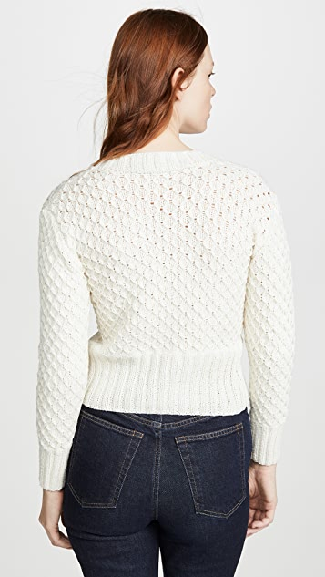 Michaela Buerger V Neck Cashmere Sweater