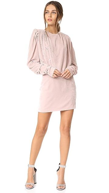 Magda Butrym Bogota Velvet Dress
