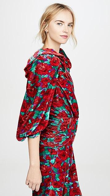 Magda Butrym Toledo 女式衬衫