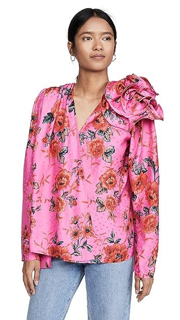 Magda Butrym Bolzano 女式衬衫