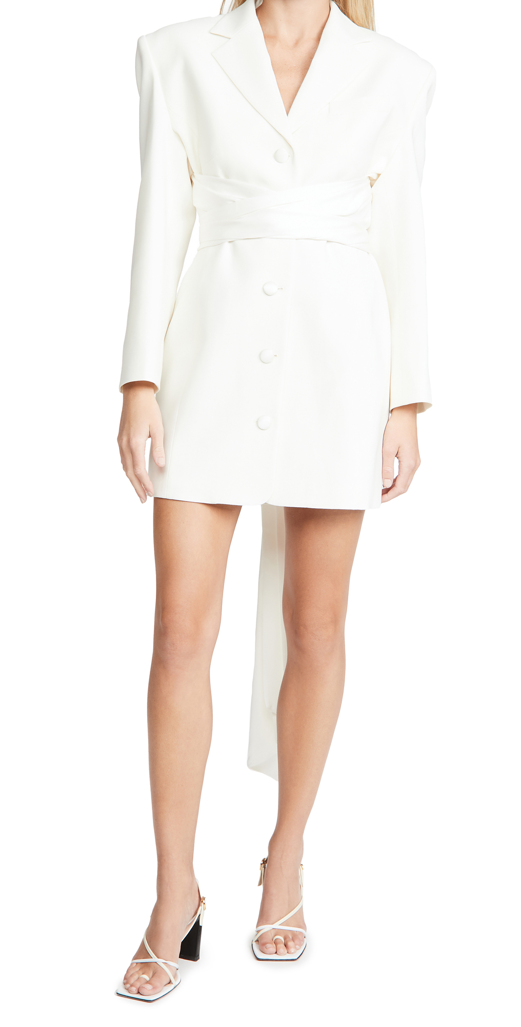 Magda Butrym Blazer Dress