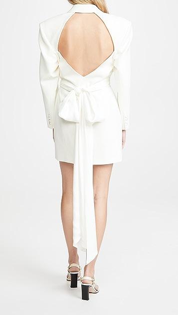 Magda Butrym Blazer Dress