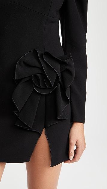 Magda Butrym Long Sleeves Dress