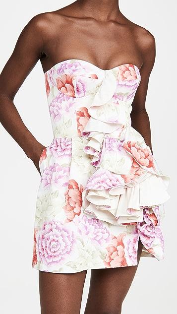 Magda Butrym Strapless Dress