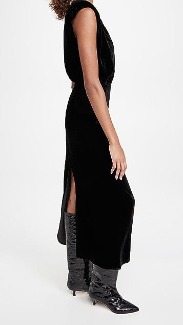 Magda Butrym Cut Out Gown
