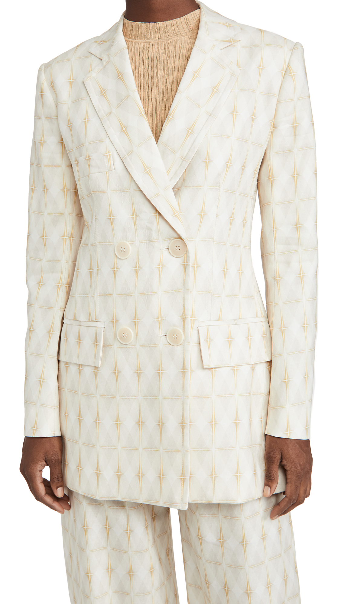 Manning Cartell Australia Diamond Standard Tailored Blazer