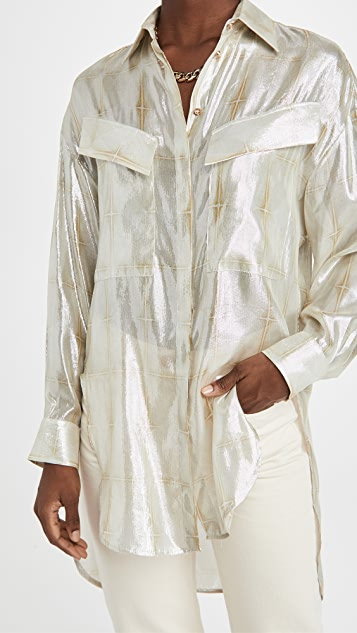 Manning Cartell Australia Diamond Standard 女式衬衫