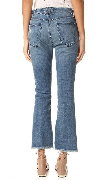 McGuire Denim Cropped Malone Slim Jeans