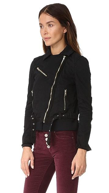 McGuire Denim Moto Jacket