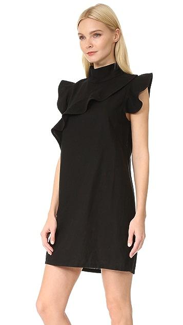 McGuire Denim Sorbonne Mini Dress