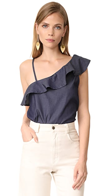McGuire Denim Cassia Top