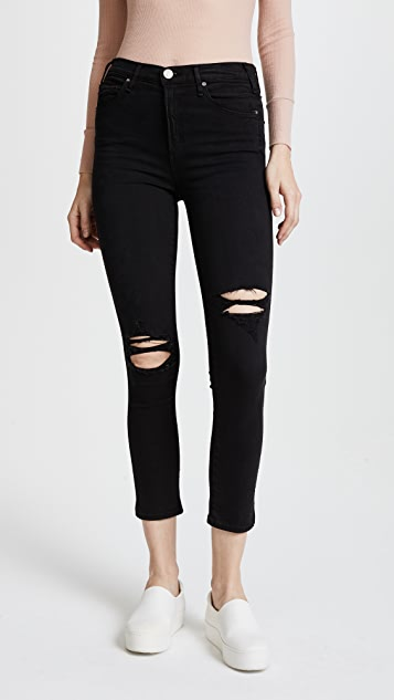 McGuire Denim High Waist Slim Jeans
