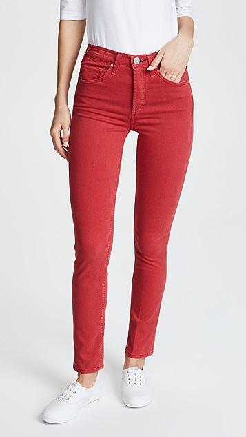 McGuire Denim Valetta Straight Jeans - Negroni