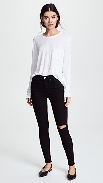 McGuire Denim Newton High Rise Skinny Jeans