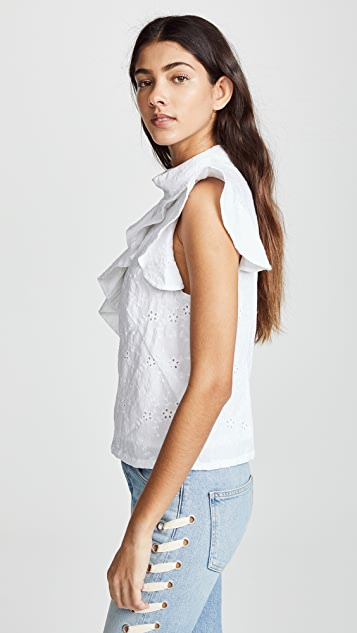 McGuire Denim Sorbonne Top