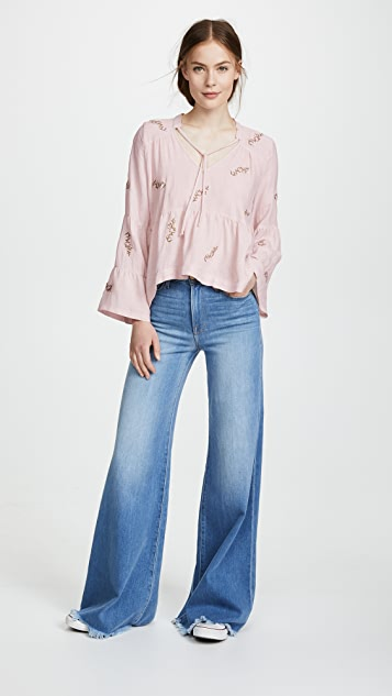 McGuire Denim Point Dume Top