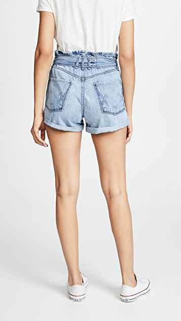 McGuire Denim Fonda Denim Shorts