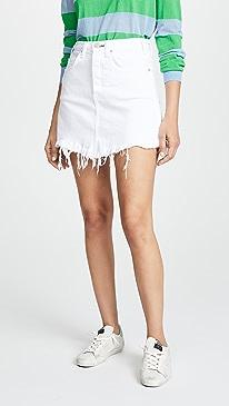 Izabel High Rise Miniskirt
