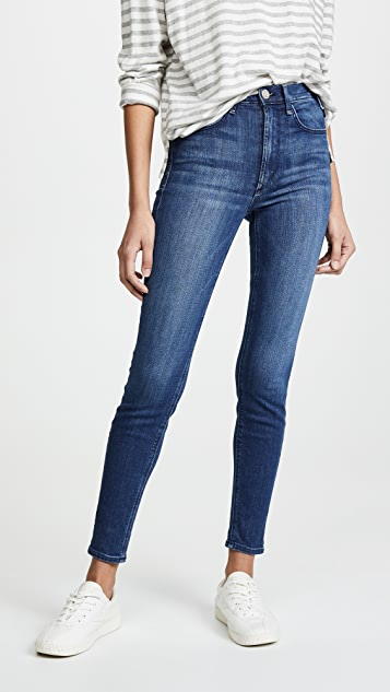 McGuire Denim High Rise Newton Skinny Jeans