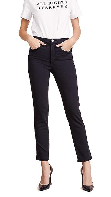 McGuire Denim Прямые джинсы с лампасами Valletta