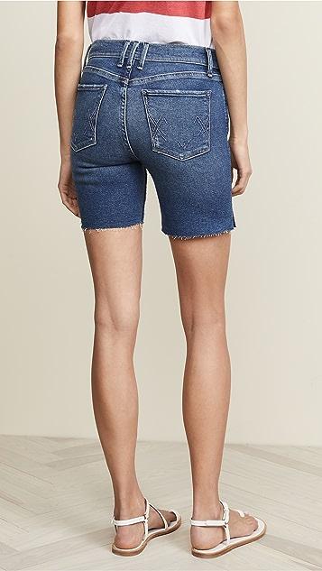 McGuire Denim High Waist Annabelle Shorts