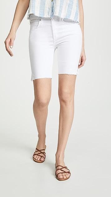 McGuire Denim Annabelle 高腰短裤