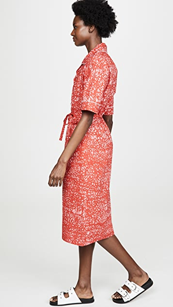 Maison Chateau Rouge 马球衫式连衣裙