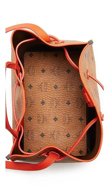 MCM Kira Bucket Bag