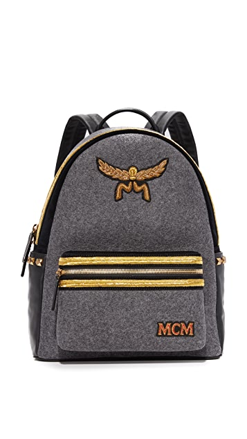 MCM Loden Backpack
