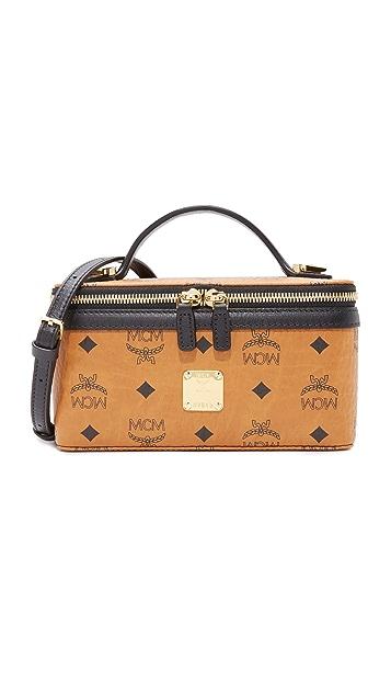 MCM Box Cross Body Bag