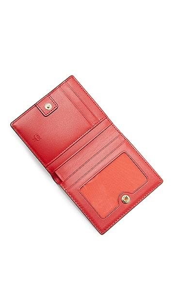 MCM Mini Bifold Wallet