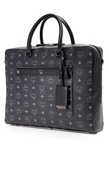 MCM Markus Visetos Briefcase