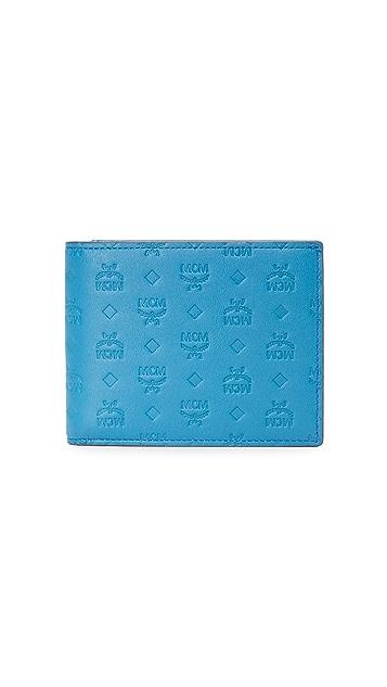 MCM Sigmund Wallet