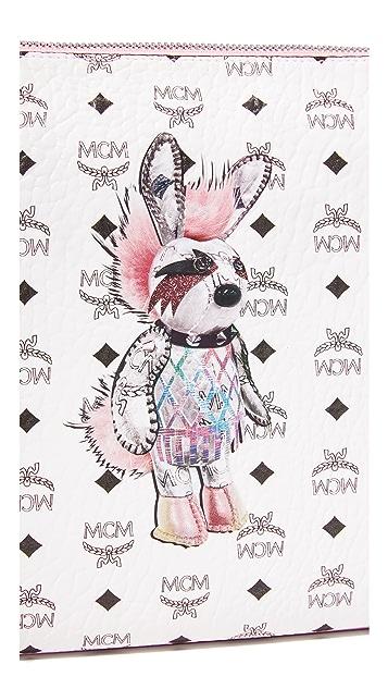 MCM Rabbit Pouch