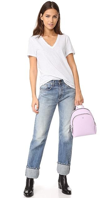 MCM Polke Studs Backpack
