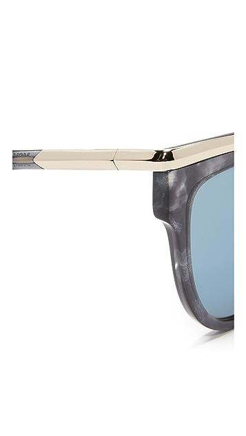 MCM Metal Accent Sunglasses