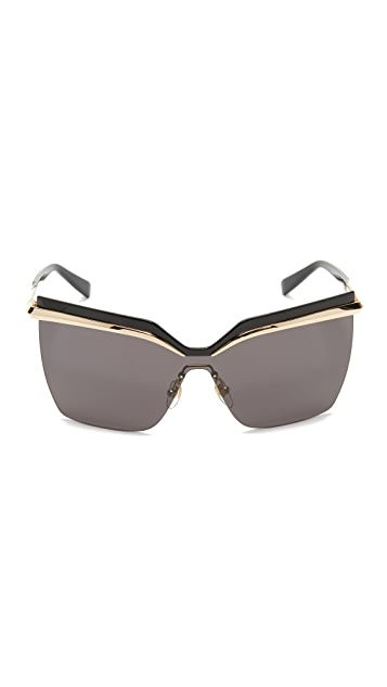 MCM Солнцезащитные очки Shield