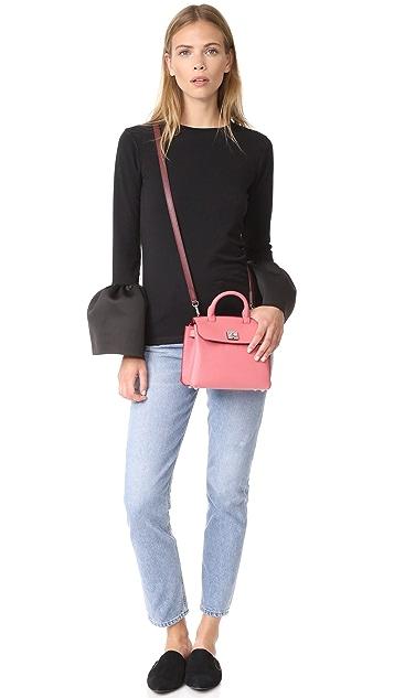 MCM Milla Cross Body Bag
