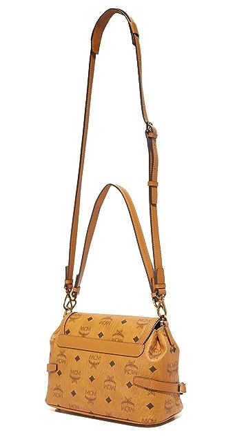 MCM Visettos Shoulder Bag