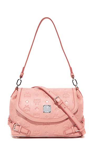 MCM Monogram Shoulder Bag