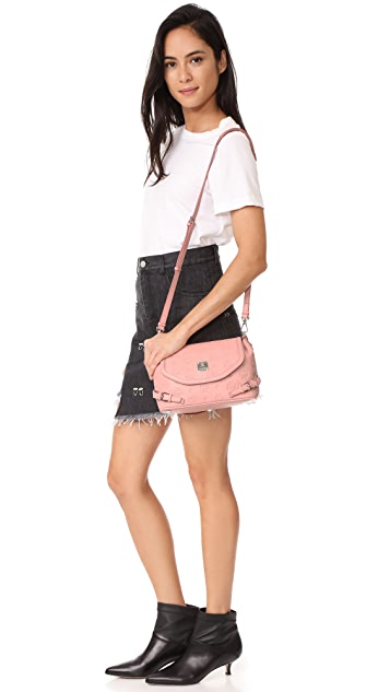 MCM Monogram Shoulder Bag