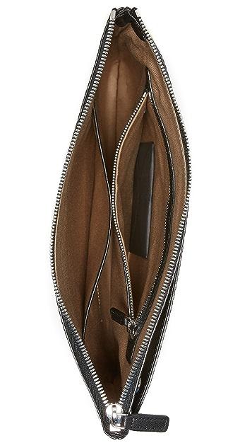 MCM Medium Pouch Cross Body Bag