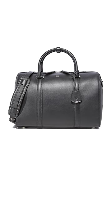 MCM Large Boston Bag