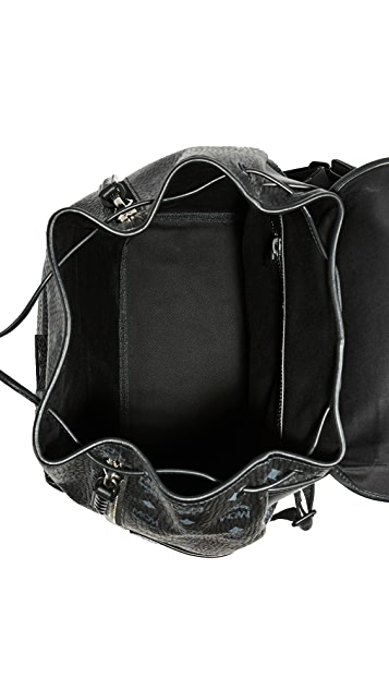 MCM Visetos Killian Backpack