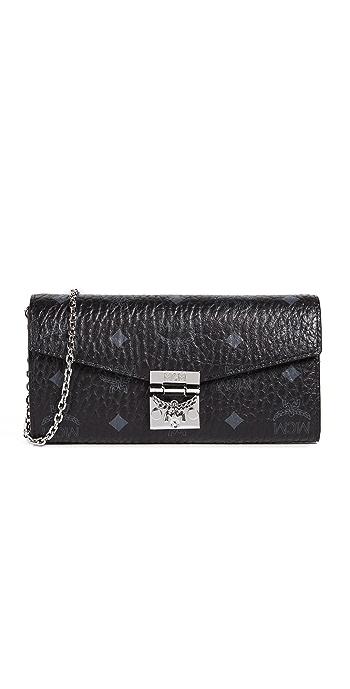 MCM Patricia Mini Bag - Black