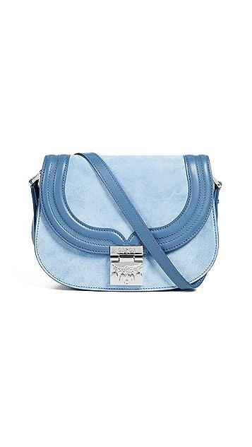 MCM Trisha Shoulder Bag