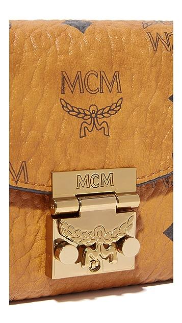 MCM Patricia Visetos Wallet