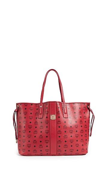 MCM Liz 大号购物手提袋