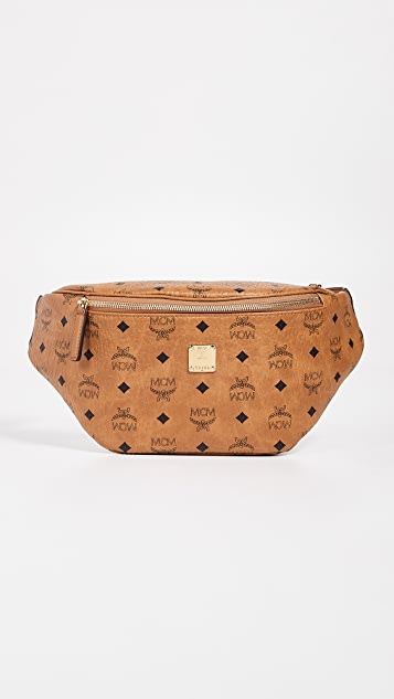 MCM Stark Medium Belt Bag
